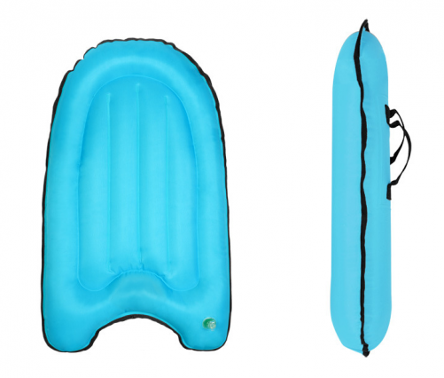 Outdoor Portable Inflatable Surfboard Safety Exercise Training PVC Surfing Paddle Board Adult Children
