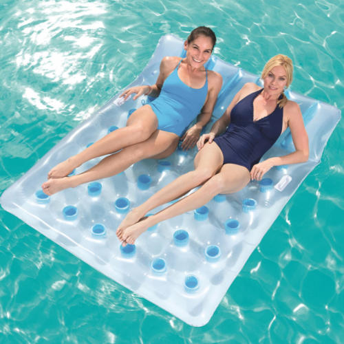 SUMMER FLOATING SWIMMING POOL LEISURE CHAIR