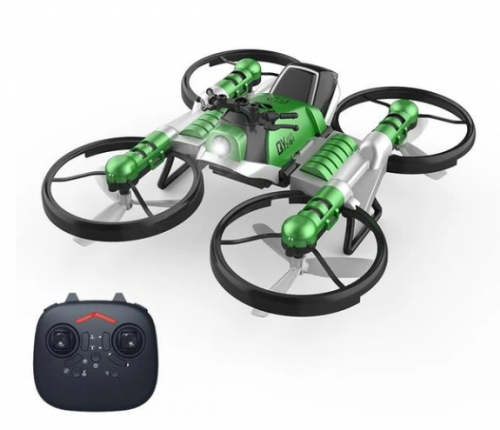Quadcopter Motorcycle RC Drone WiFi Camera