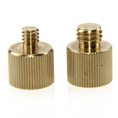 "CAMVATE Thread Adapter Female/Male 1/4""-20 to  3/8""-16"