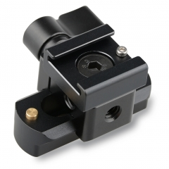 CAMVATE Quick Release Clamp( Black Wingnut) & Cold Shoe Mount Adapter