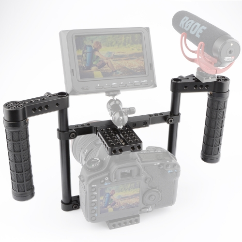 CAMVATE DSLR Cage Rig for Mark III/GH5 (Full Frame)