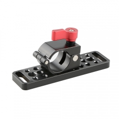CAMVATE 25mm Rod Clamp with Mounting Plate for Ronin-M Stabilizer