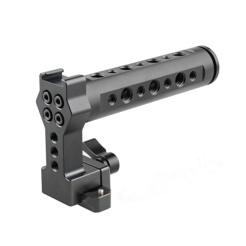 CAMVATE Universal QR Top Cheese Handle With NATO Rail And Cold Shoe