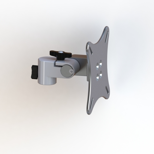 CAMVATE VESA Bracket Plate For LCD monitor (75mm or 100mm Custom Made)