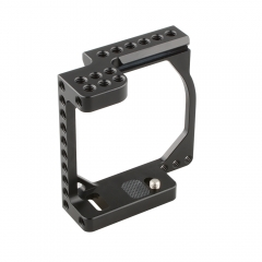 CAMVATE Camera Cage Frame For Sony A6000 / A6300 / A6400 / A6500 & Canon Eos M / M10