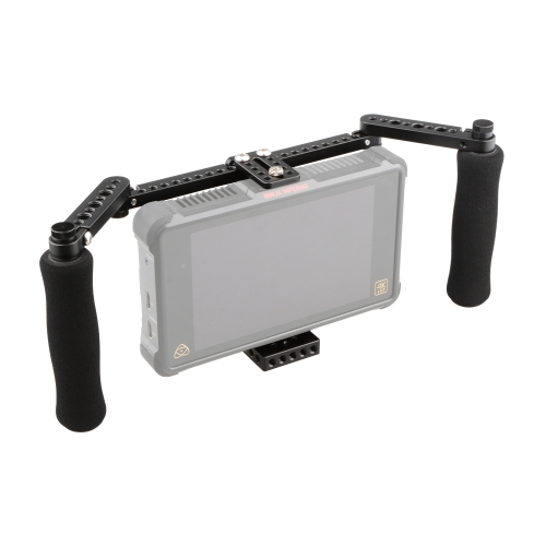CAMVATE Concise Monitor Cage With Adjustable Sponge Handles