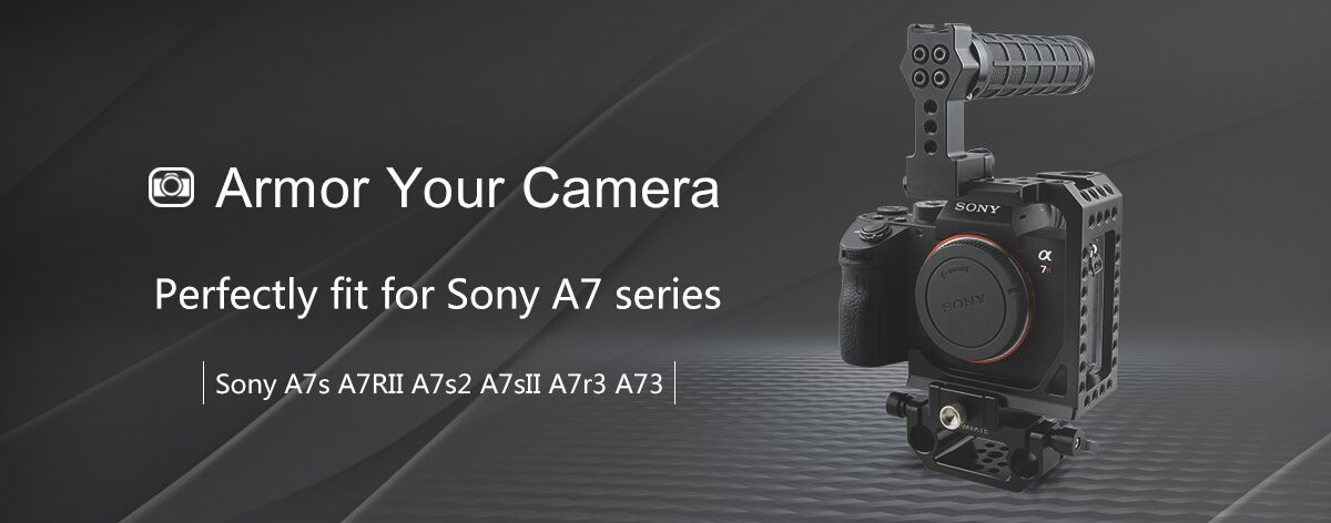 Sony A7 Series Cage