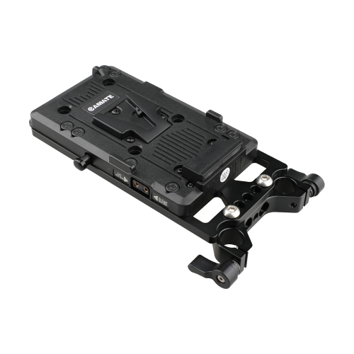 CAMVATE V-lock Battery Plate Adapter for URSA Mini