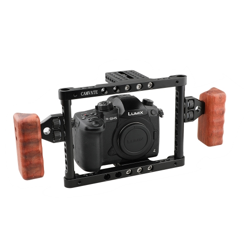 CAMVATE Camera Cage for DSLR 5D Mark III and Mark II