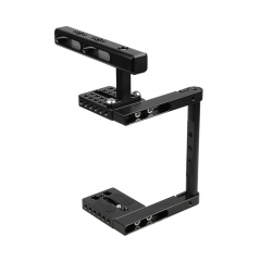 CAMVATE Basic Camera Cage Rig With Top Handle  Universal Use