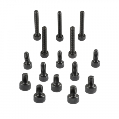 CAMVATE Three Types M4 Hex Screw Pack Cup Head (15 pcs)