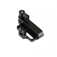 CAMVATE Mobile Hard Drive Clamp HDD Bracket For SSD T5