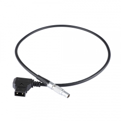 CAMVATE LEMO 2-Pin To D-Tap Male Power Cable (60cm)