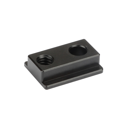 "CAMVATE Small Mounting Block With 1/4""-20 Mounting Points For Camera Cage Accessories"
