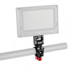 CAMVATE DJI 25mm Single Rod Clamp & Camera Monitor Holder With 1/4