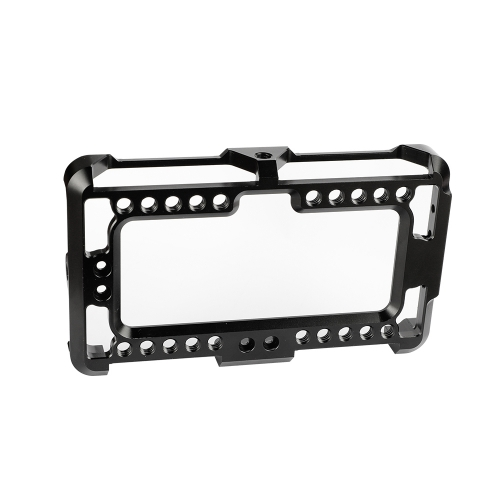 CAMVATE Monitor Cage Bracket Perfect Fit For FeelWorld F5 On-Camera Monitor