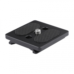 "CAMVATE ARCA Swiss Style Quick Release Plate Sliding Mount With 1/4""-20 Mounting Stud For DSLR Camera Cage"