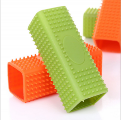 Silicone Dog Hair Removal Brush