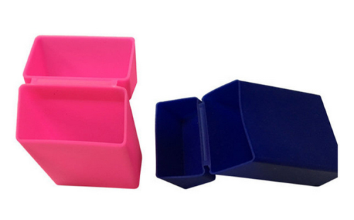 BPA Free Printing Soft Waterproof Silicone Cigarette Case