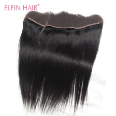 14A 13x4'' Lace Frontal Closure Straight 150% Density Big Lace Closure 1Pcs Free Shipping Human Hair Closure