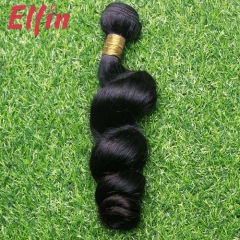 【14A 1PCS】10-30 Inch 14A Grade Elfin Hair Malaysian Virgin Hair Loose Wave