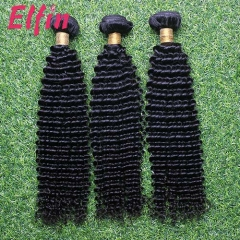 【14A 3PCS】+Free Shipping Malaysia Kinky Curly Hair Virgin Soft Hair BEST QUALITY 100% Human Hair Extensions