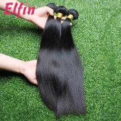 【14A 3PCS】+Free Shipping Malaysia Straight Hair Virgin Soft Hair BEST QUALITY 100% Human Hair Extensions