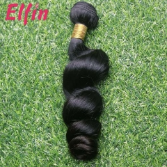 【14A 4PCS】Malaysia Bundles Loose Wave Top Grade Quality Hair Weave Free Shipping