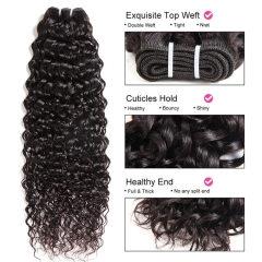 【13A 1PCS】Peruvian Italy Curl Virgin Hair 10-30 Inch Grade 13A Elfin Hair