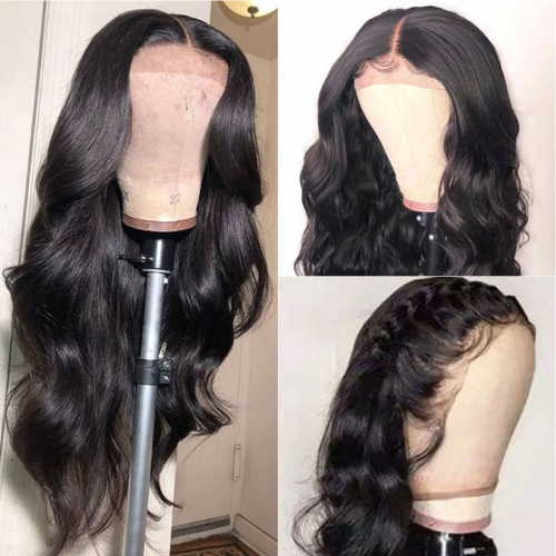 【30inch + 250% density 】HD Invisible Transparent Wig Best Swiss Thin Lace Body wave Lace wig 5x5 Closure Wig
