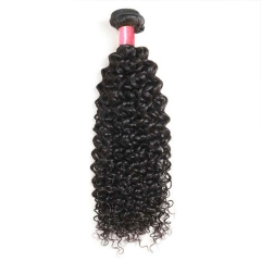 【12A 1PC】Peruvian Virgin Hair Deep Curly Bundles 10-30 Inch