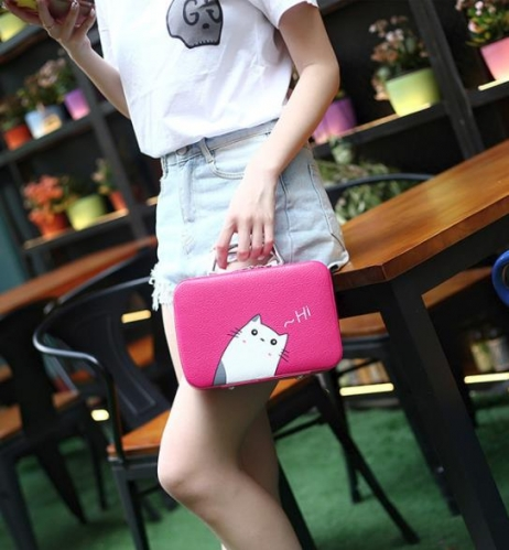 Charming Cute cosmetic bag