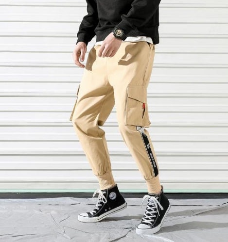 Charming Commuter versatile tooling casual pants