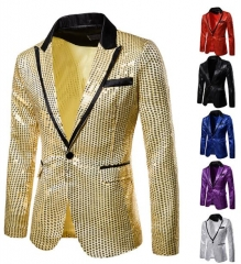 Charming Sequin suit