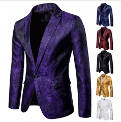 Charming Casual embossed suit