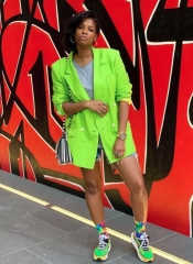 Charming Green boutique blazer