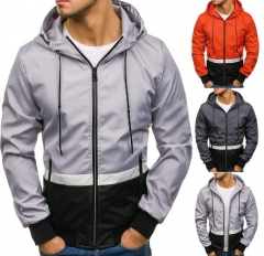 Charming Sports Hooded Coat
