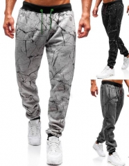 Charming Printed tether casual trousers