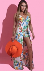 Charming Floral print romper