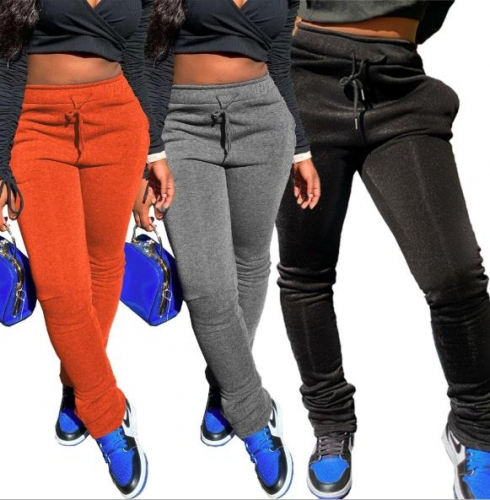 Charming Slim fit sports pants