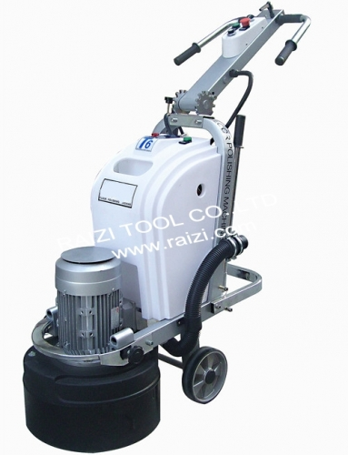 ASL RZ460-T6 Planetary concrete floor grinder