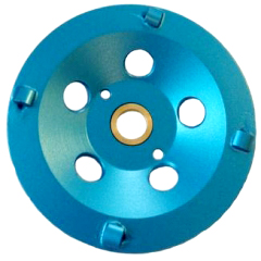 PCD Cup Wheels Chip Segment