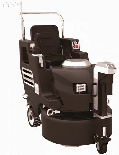 ASL RT-9 Remote&Ride-on floor grinding machine