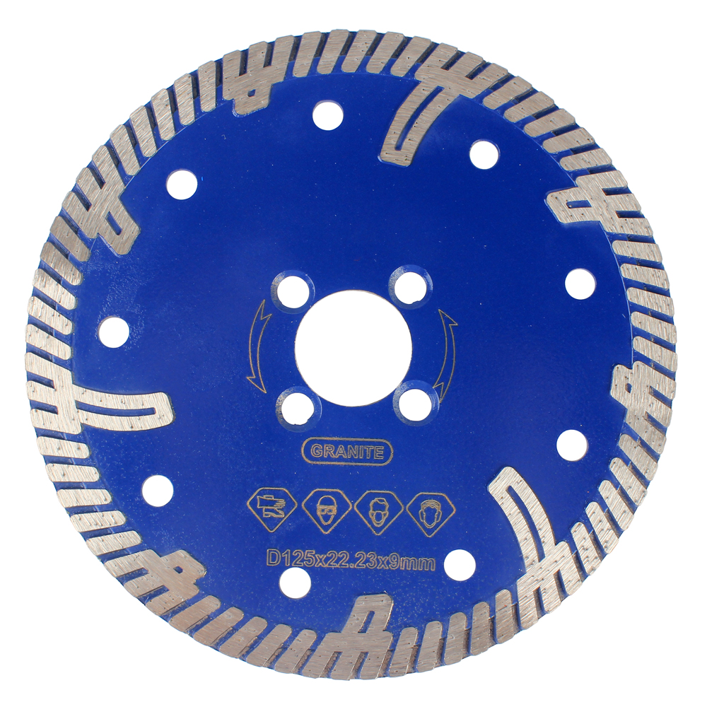 Extra Wing Turbo Diamond Saw blade