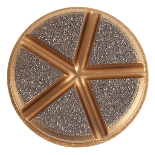 Sharp-Prem Concrete Floor Ceramic Transitional Polishing pad