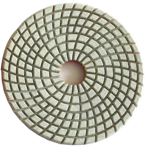 Round Edge wet  polishing  pads