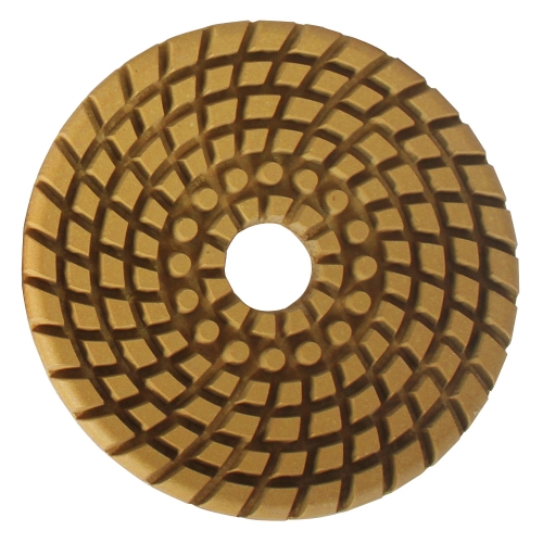 HiCon™ 4 InchDry Concrete countertop Polishing pad