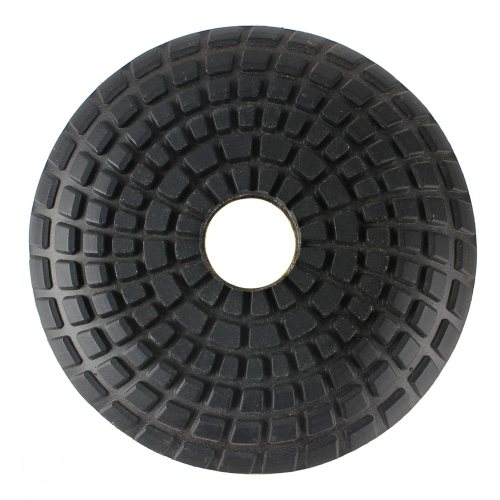 Convex Wet Polishing Pad