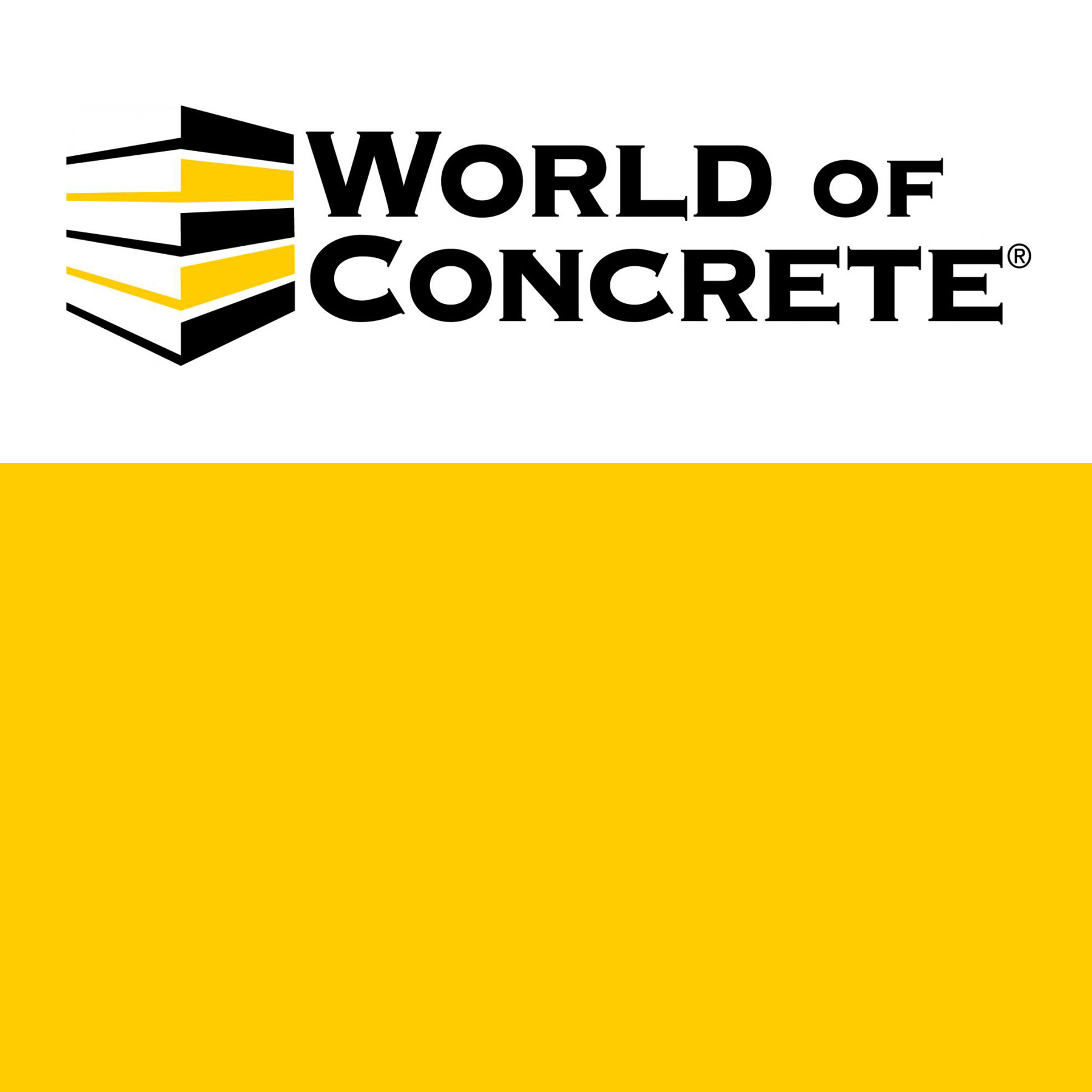 Thanks for your time to visit our booth at the World of Concrete show2020